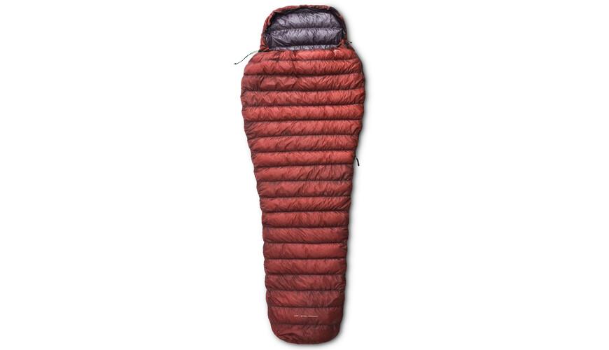 Yeti Fever Zero - Sac de couchage - XL rouge